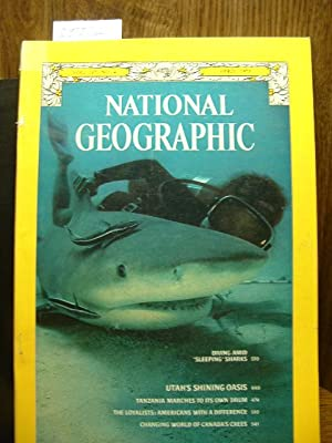NATIONAL GEOGRAPHIC MAGAZINE, VOLUME 147, NO. 4, APRIL, 1975
