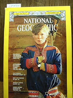 NATIONAL GEOGRAPHIC MAGAZINE, VOLUME 152, NO. 3, SEPTEMBER, 1977
