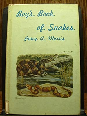 BOYS BOOK OF SNAKES: How to Recognize and Understand Them