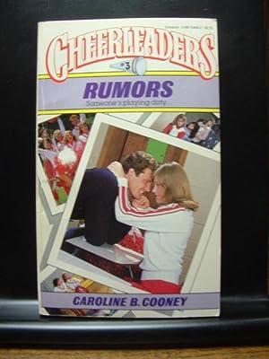 RUMORS (Cheerleaders # 3): Cooney, Caroline B.