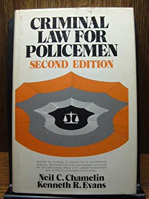 CRIMINAL LAW FOR POLICEMEN (2nd edition)