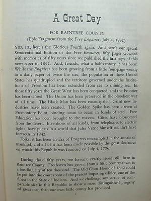 RAINTREE COUNTY: Lockridge, Ross Jr.