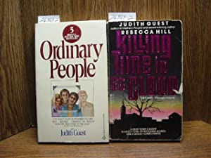 a summary of ordinary people by judith guest