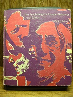 THE PSYCHOLOGY OF HUMAN BEHAVIOR (3rd edition)