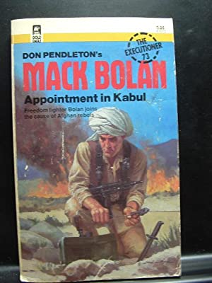 APPOINTMENT IN KABUL (Executioner 73): Pendleton, Don