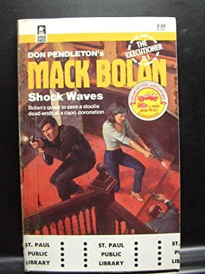 SHOCK WAVES (Executioner 81)