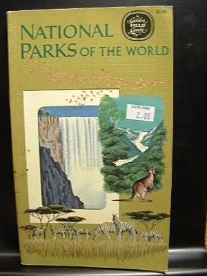 NATIONAL PARKS OF THE WORLD (Vol. 2): Curry-Lindahl, Kai; Harroy,
