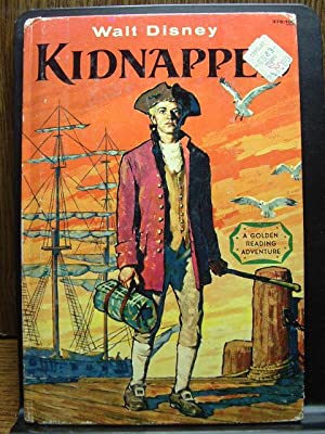 KIDNAPPED (Disney Edition): Stevenson, Robert Louis