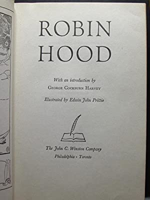 Image result for the children's classics robin hood