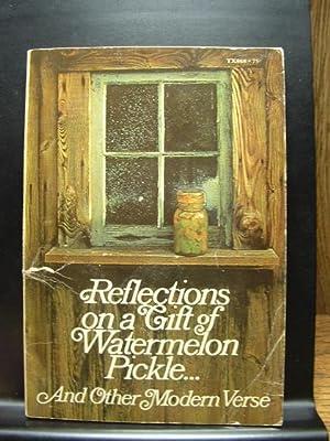 Stephen Dunning Edward Lueders Hugh Reflections Gift Watermelon
