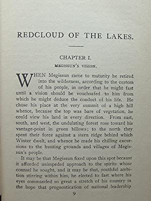 REDCLOUD OF THE LAKES