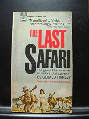 THE LAST SAFARI