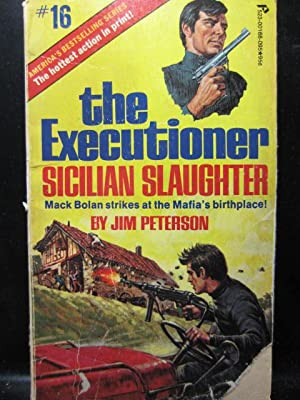 SICILIAN SLAUGHTER (Executioner 16)