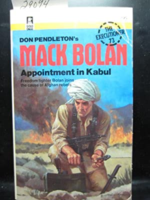 APPOINTMENT IN KABUL (Executioner 73)
