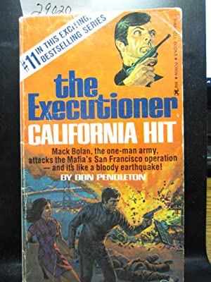 CALIFORNIA HIT (Executioner 11)