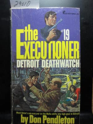 DETROIT DEATHWATCH (Executioner 19)