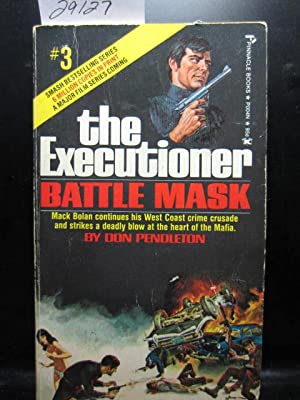 BATTLE MASK (Executioner 3)