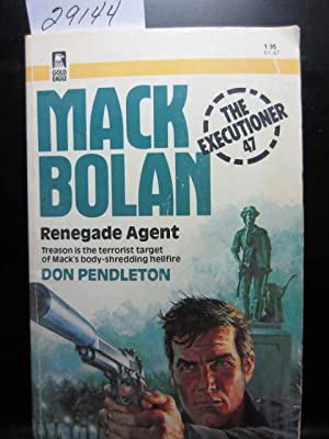 RENEGADE AGENT (Executioner #47)