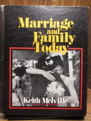 MARRIAGE AND FAMILY TODAY (IST ED.)