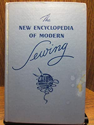 THE NEW ENCYCLOPEDIA OF MODERN SEWING: Blondin, Frances (ed.)