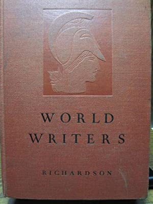 WORLD WRITERS - A Book of Readings By Types