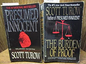 PRESUMED INNOCENT / BURDEN OF PROOF
