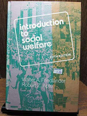 INTRODUCTION TO SOCIAL WELFARE 5th Ed.