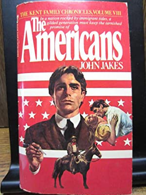 THE AMERICANS (Kent Family #8) SIGNED