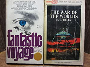 FANTASTIC VOYAGE / THE WAR OF THE WORLDS