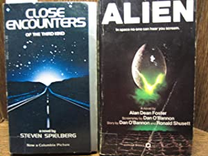 CLOSE ENCOUNTERS OF THE THIRD KIND / ALIEN