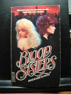 BLOOD SISTERS: Santini, Rosemarie