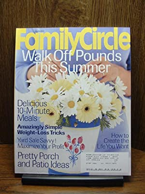 FAMILY CIRCLE MAGAZINE - July 8, 2003: Family Circle