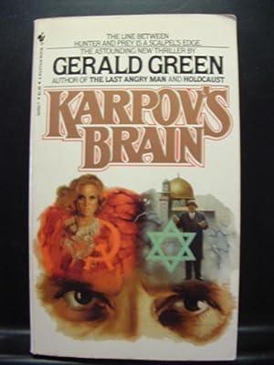 KARPOV'S BRAIN / SHADOW OF CAIN: Green, Gerald /