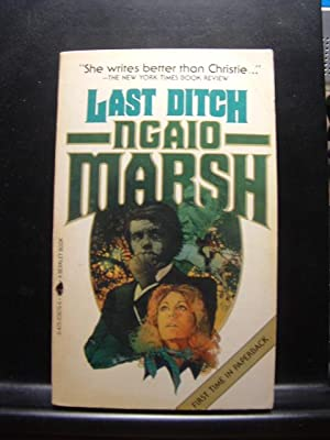 LAST DITCH / SCALES OF JUSTICE: Marsh, Ngaio