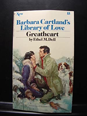 GREATHEART: Cartland, Barbara/Dell, Ethel