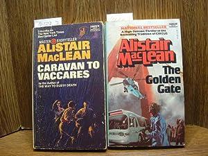 THE GOLDEN GATE/CARAVAN TO VACCARES: MacLean, Alistair