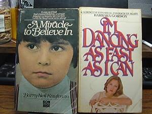I'M DANCING AS FAST AS I CAN/A: Gordon, Barbara/Kaufman, Barry