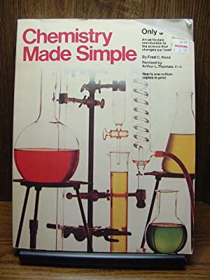 CHEMISTRY MADE SIMPLE: Hess, Fred C.