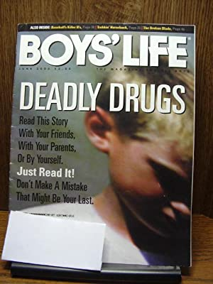 BOYS LIFE MAGAZINE - June 2000: BOYS LIFE MAGAZINE