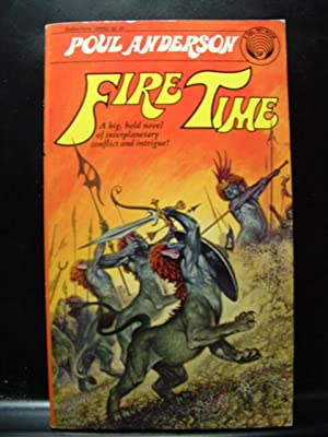 FIRE TIME: Anderson, Poul