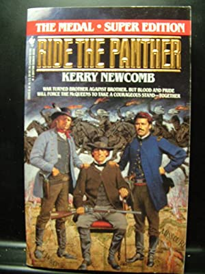 RIDE THE PANTHER (The Medal 5)