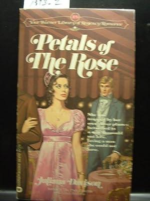 LADY VELVET / PETALS OF THE ROSE: Williams, Claudette / Davison, Juliana