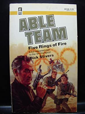 FIVE RINGS OF FIRE - ABLE TEAM 11 / TECH WAR - ABLE TEAM 18