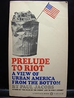 PRELUDE TO RIOT