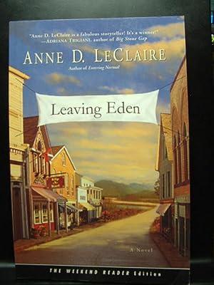 LEAVING EDEN: LeClaire, Anne