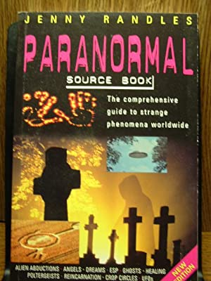 THE PARANORMAL SOURCE BOOK: Randles, Jenny