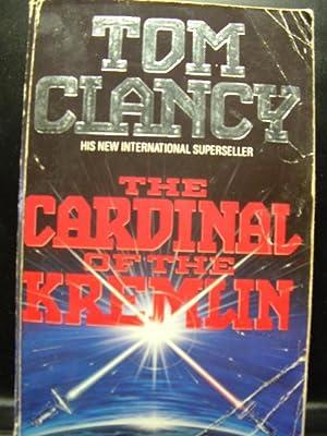 THE CARDINAL OF THE KREMLIN: Clancy, Tom