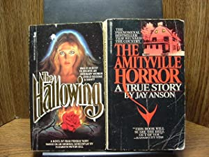 THE AMITYVILLE HORROR/THE HALLOWING: Anson. Jay/Yariv, Fran