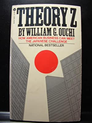THEORY Z: Ouchi, William G.