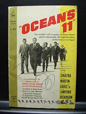 OCEAN'S 11: Johnson, George Clayton;
